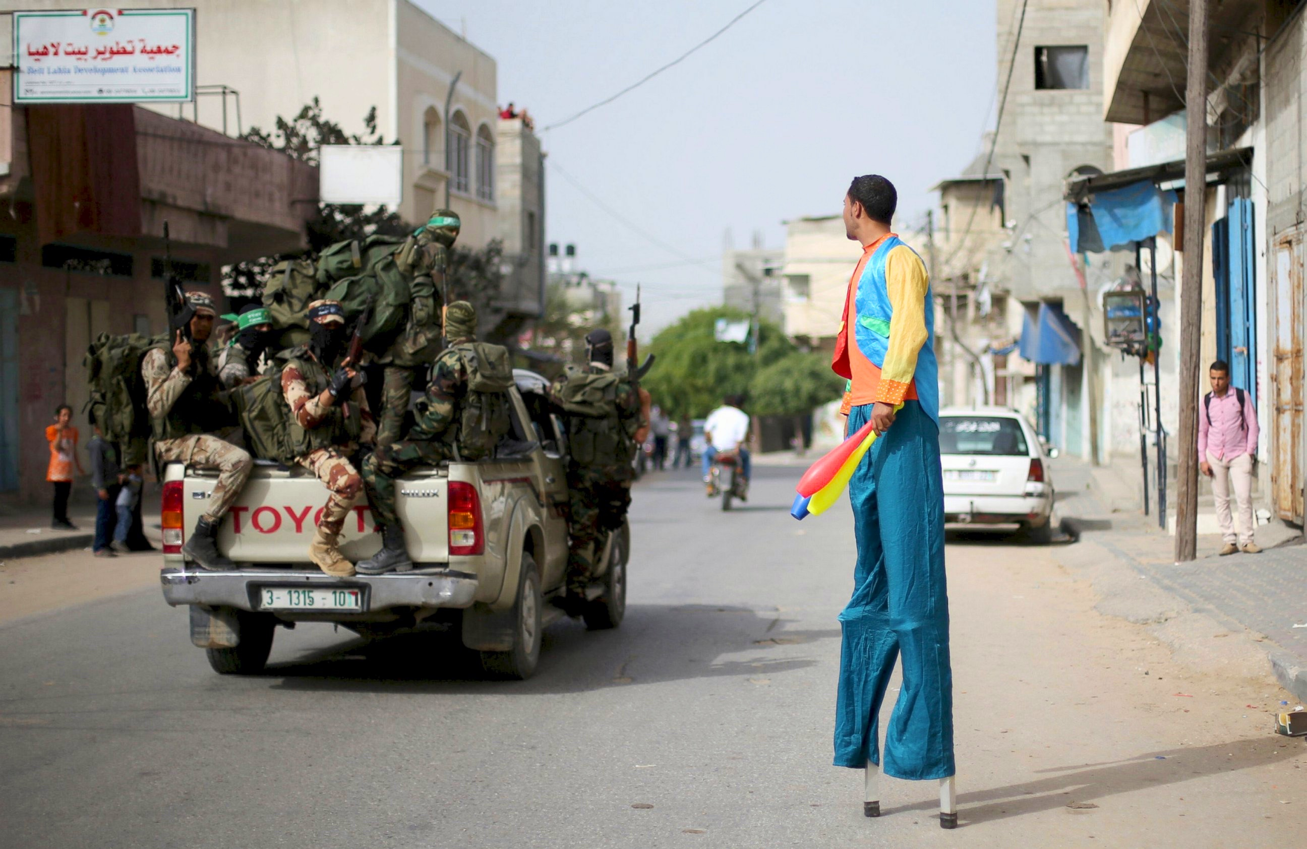 وهم الانتصار على حماس!
