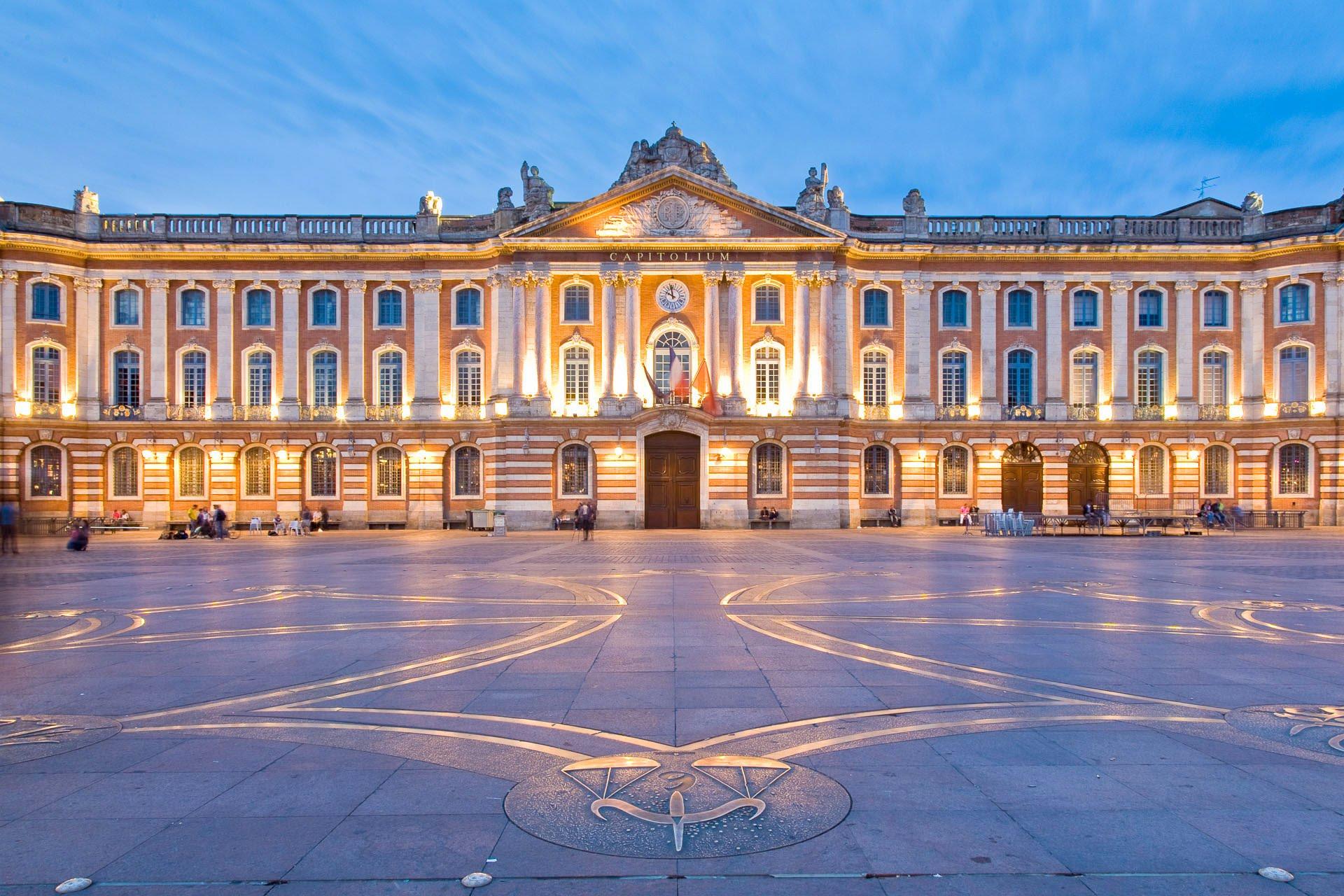 """""""تولوز"""" مدينة التناقضات الجميلة الواقعة جنوب فرنسا"""