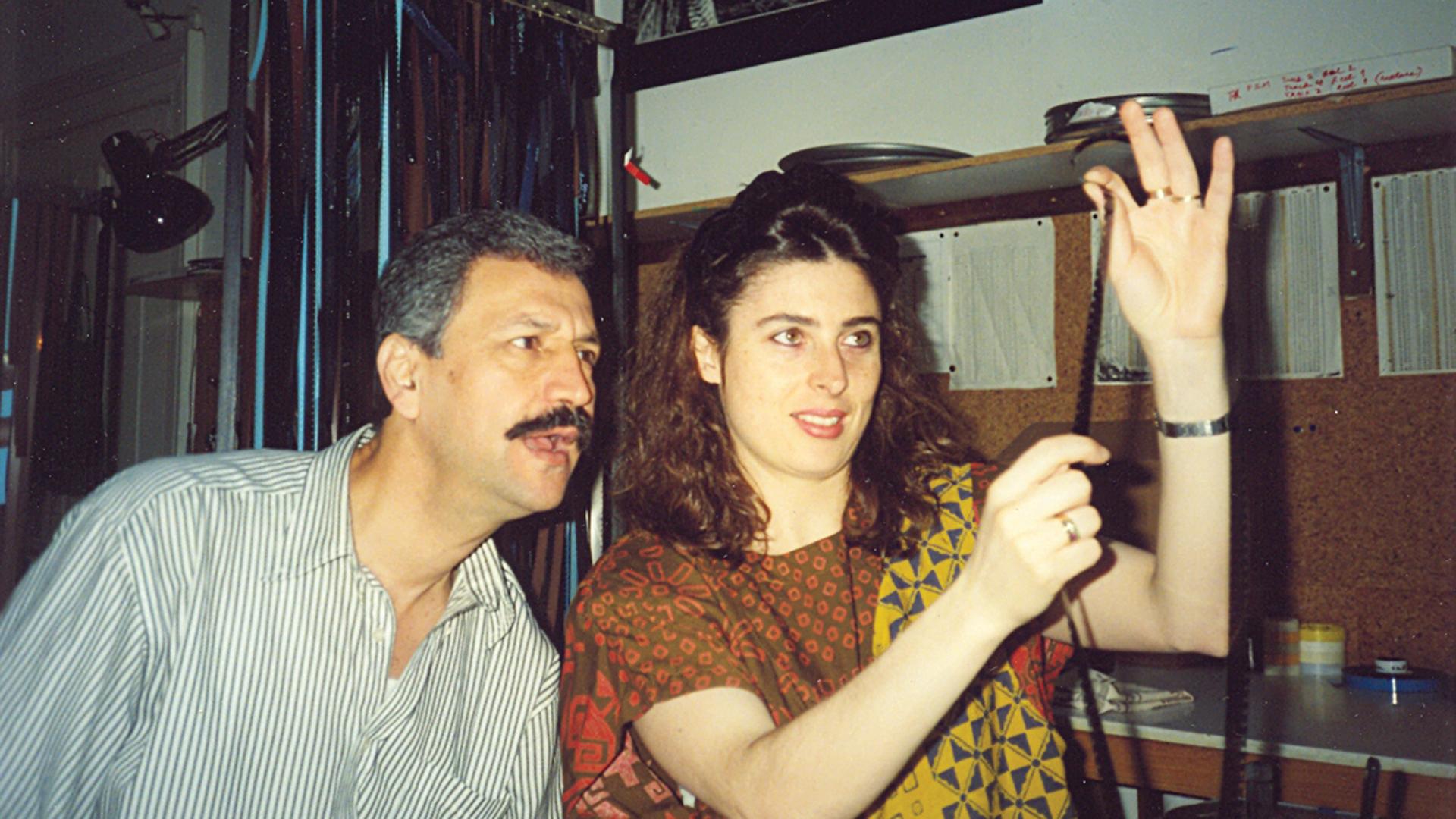 جان شمعون... الفلسطيني الهوى