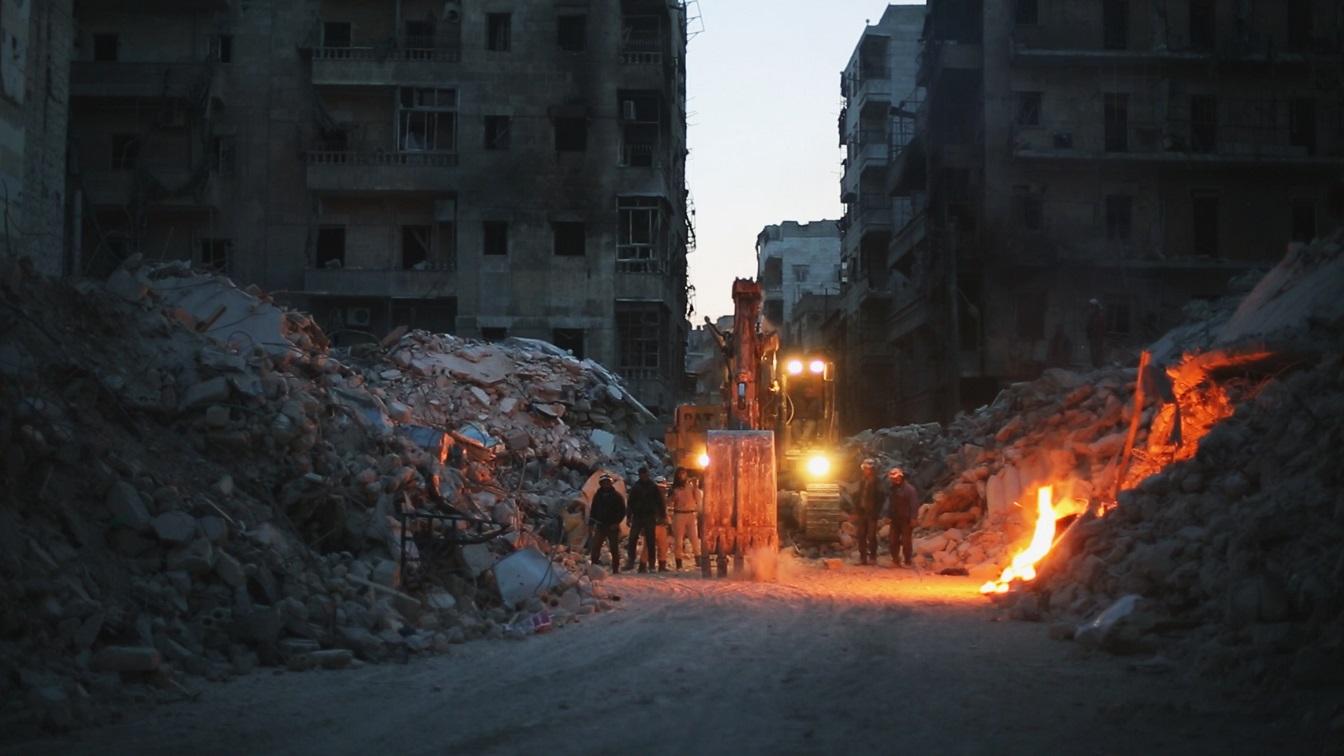 «آخر الرجال في حلب»... استمرار لسينما الثورة السورية