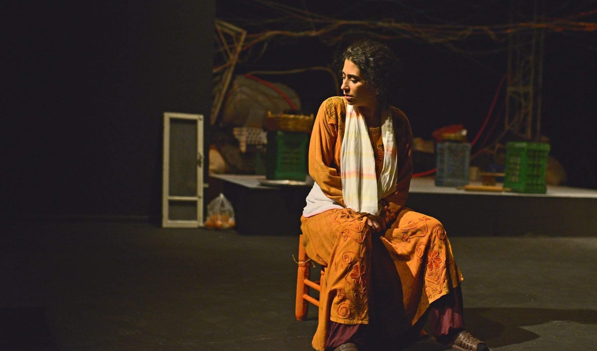 ميرا صيداوي: المسرح انتشلني من التّصنيف