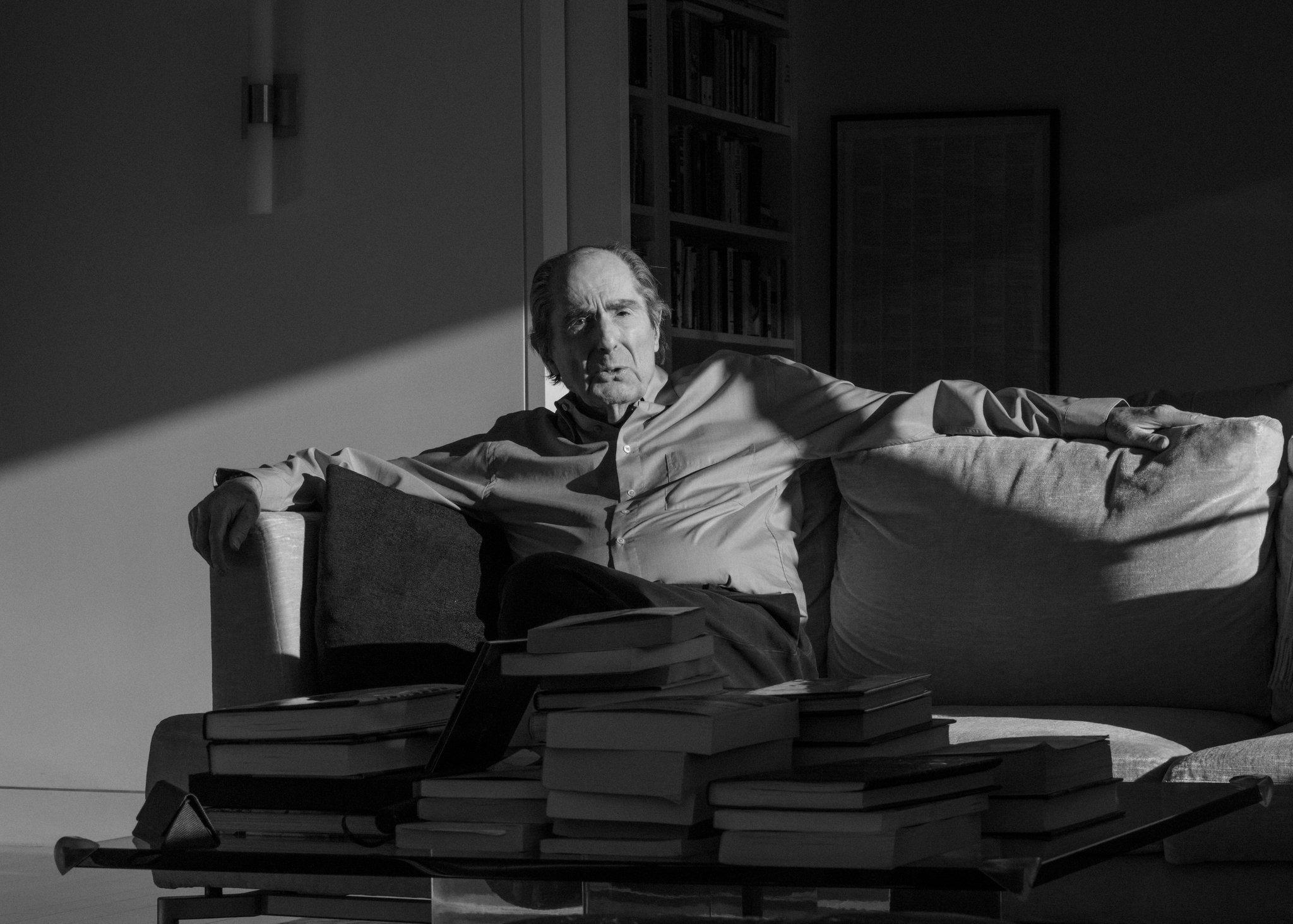 المقابلة: فيليب روث لا يزال لديه الكثير ليقوله (ترجمة)