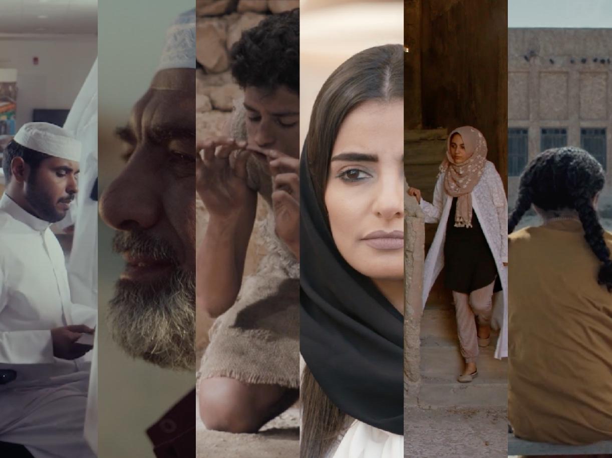 أفلام قصيرة من قطر في