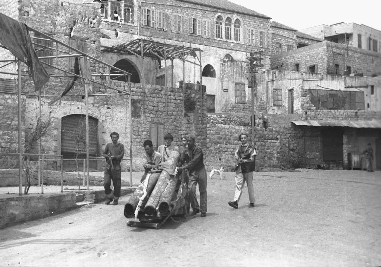 الجنود و المدنيون اليهود شنوا عمليات نهب واسعة لممتلكات الجيران العرب عام ١٩٤٨ (٢/٢ - ترجمة)