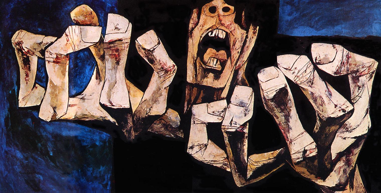 ممالك الرعب والموت والجنون... ما الذي يضيره إن كنت طالب جامعة أم طالب سمّ الهاري؟