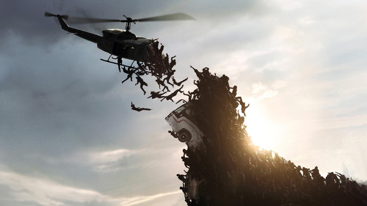 World War Z: نهاية العالم على يد الزومبي و