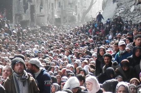 مخيم اليرموك دائماً وأبداً