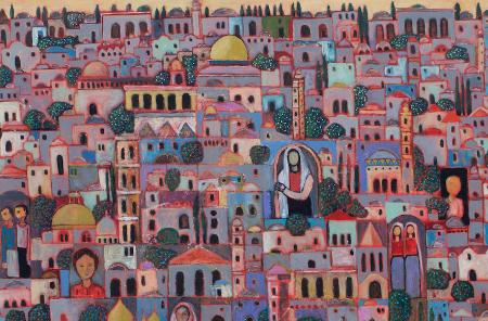 القدس في مدونة الشعر العربي المعاصر