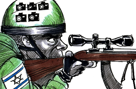 استهداف الصحافيين