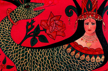 المرأة الأسطوريّة في القصص الكردية القديمة (ترجمة)
