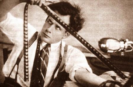 السينما في الثورة... سيرغي آيزنشتاين وفن المونتاج