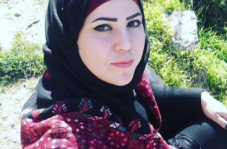 ثورة حوامدة: فلسطين هي الجنة ولم تسقط تفاحتها بعد
