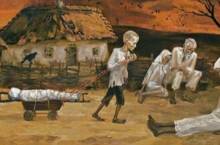عن هولودومور، الهولوكوست الأوكراني