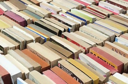 جدي وبائع الكتب