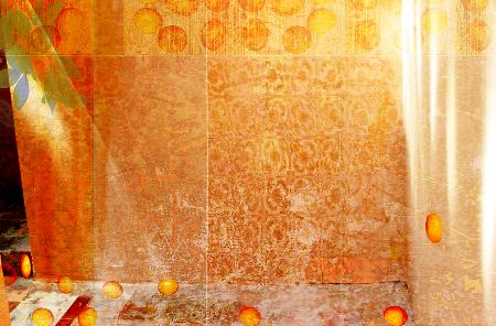 حزن شجرة البرتقال (لوحات)