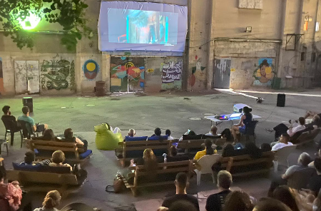 سينما الانشراح في حيفا: موسم رابع